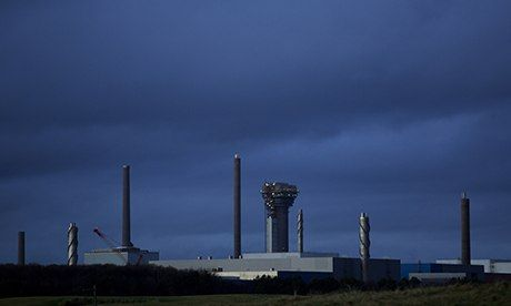 Toshiba to buy majority stake in UK nuclear consortium
