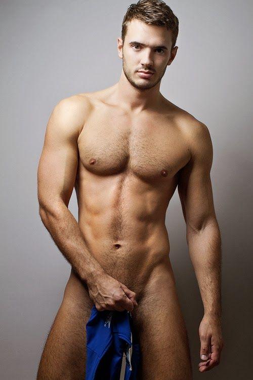Hot big gay man