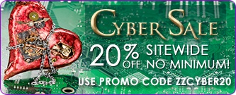 ARTBEADS.com Cyber Sale! 20% off SITEWIDE (no minimum). Take a beading adventure through the pages of Artbeads and save 20% sitewide with no minimum purchase. This sale is just what you'll need to stock up on jewelry for you—and your little dog, too. Remember, you can always choose FAST FREE SHIPPING for USA orders of $ 10 or more! (Get messages to your friends!!) No ruby slippers are required. Just enter promo code ZZCYBER20 at checkout to save before this SALE ENDS Wednesday, March 13.