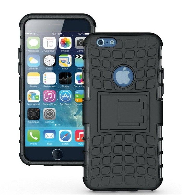 carcasa para niños de silicona para iphone 6
