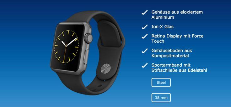 Apple Watch bei O2 schon ab 1 Euro! - https://apfeleimer.de/2015/11/apple-watch-bei-o2-mit-und-ohne-vertrag - Die Apple Watch bei O2 mit Vertrag kaufen? O2 bietet im O2 Handyshop nun auch die Apple Watch Sport sowie die Apple Watch in Edelstahl zum Kauf mit und ohne Vertrag an. Ebenfalls möglich: Apple Watch auf Raten kaufen bzw. über O2 MyHandy über 12 oder 24 Monate finanzieren. Zusätzlich besteht die ...