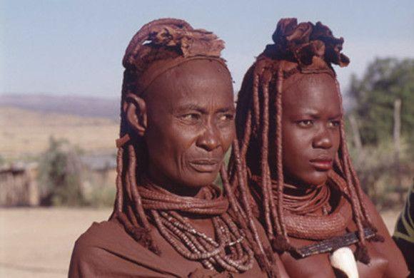 Kaokoland - Tribu Himba