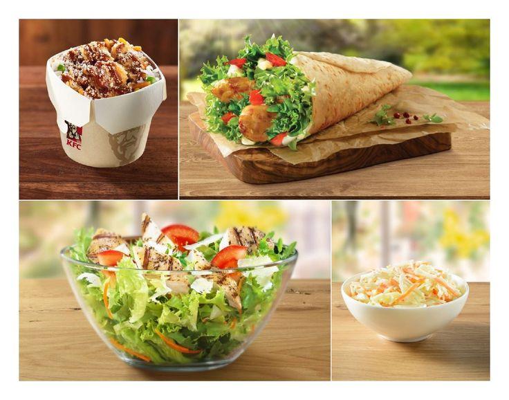 Nejsou to jen saláty, ale i různé tortilly nebo wrapy... Nejzdravější jídla, která si můžete objednat v českých fast foodech
