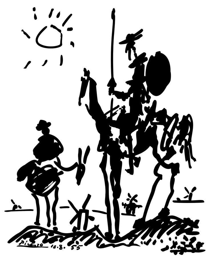 """RT @R_ArtNinja: """"Ho imparato a dipingere come Raffaello; adesso devo imparare a disegnare come un bambino."""" #Picasso #artninja https://t.co/ZtfiYR0HWU"""