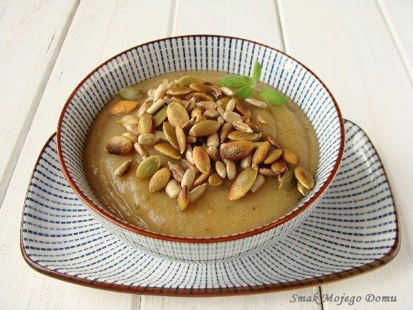 Smak Mojego Domu: Zupa - krem ziemniaczany