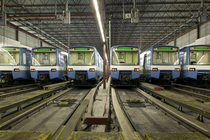 Facebook Twitter Google+ Pinterest LinkedInLa Société de transports de Montréal, la STM, met en vente ses vieux wagons suite à l'arrivée des nouvelles voitures Azur. La STM ne vend pas ses w…