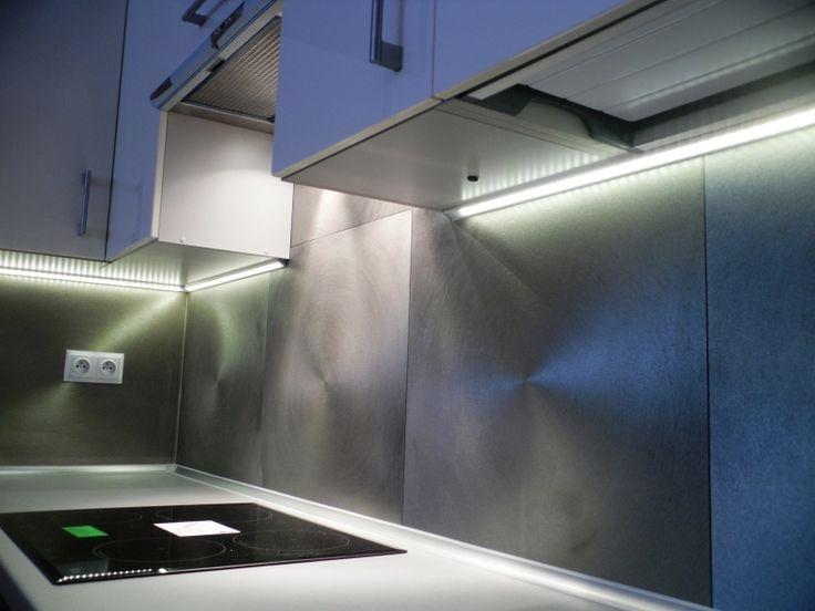 oświetlenie podszafkowe, LED