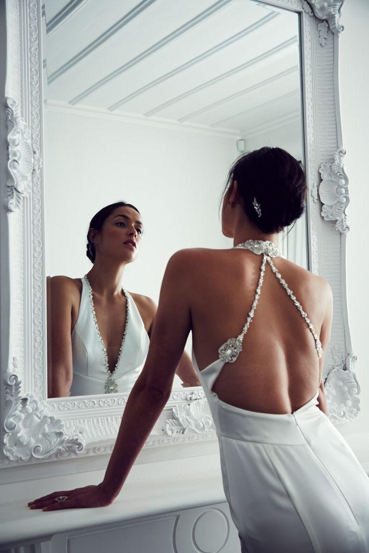 Gown by Anna Schimmel
