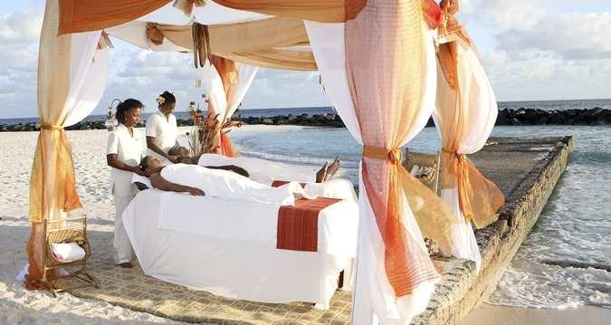 Hilton Barbados Hotel - Couple's Massage