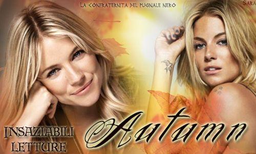 Autumn (Confraternita del Pugnale Nero)  #autumn #JRWard…