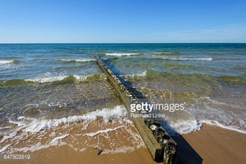 Wooden Breakwater on the Beach, Vejby Strand, Vejby, Gribskov... #vejby: Wooden Breakwater on the Beach, Vejby Strand, Vejby,… #vejby
