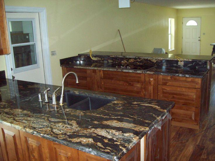 11 Best Granite Magma Gold Images On Pinterest Kitchen