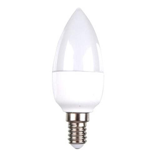Olive 230V Ampoule LED E14 6W puissance Daylight: Candle 4500K Daywhite,VT-1855, 6W- EQ to 40W, AC: 220-240V,50Hz 470lm, Candle, SMD> 80 >…