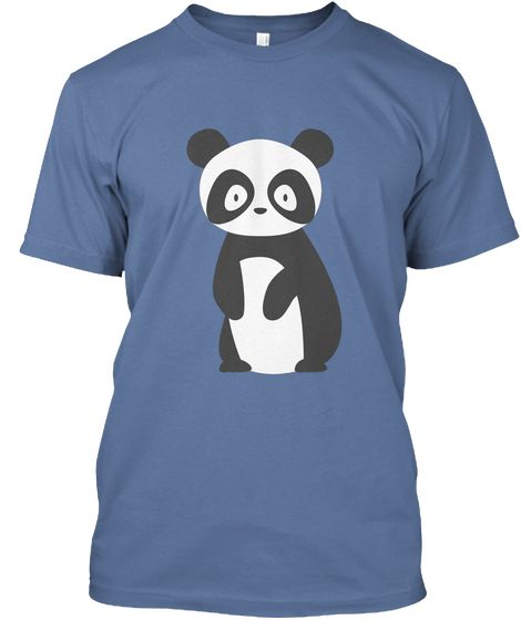 Panda Bear Products Teespring Mens tops, Panda bear
