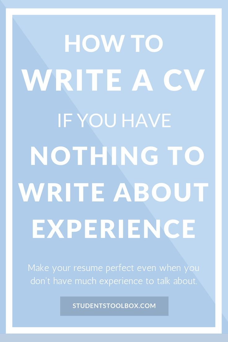 25  best ideas about how to make cv on pinterest