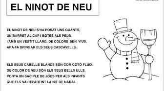 el ninot de neu - YouTube