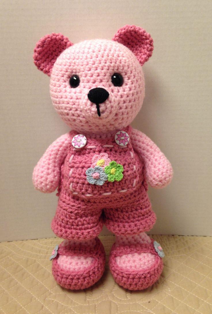 Amigurumi Wikinger : Pin af Hey Can You Crochet Me A p? Crochet Pinterest ...