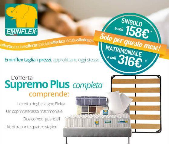 84 best vendita speciale aziende design images on for Eminflex materasso singolo 79 euro