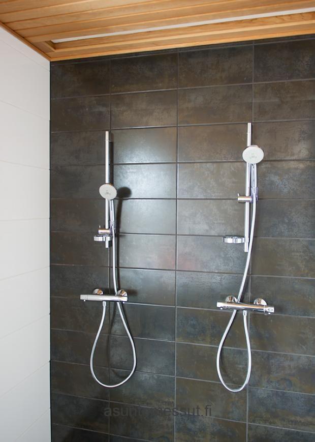 Jämerä-Loft 2 - Pesuhuone | Asuntomessut