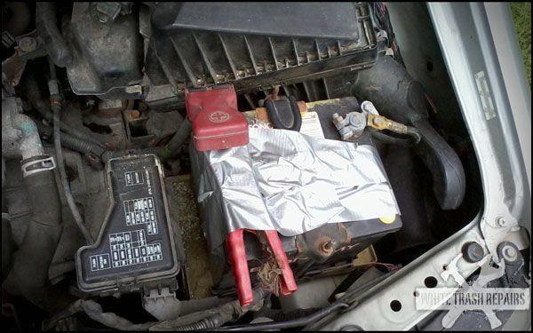 Golf Cart Battery Terminal Corrosion Prevention Golf Cart Golf