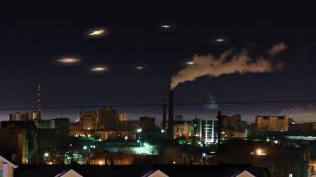 НЛО и пришельцы » Информационное поле Земли - аномальные новости