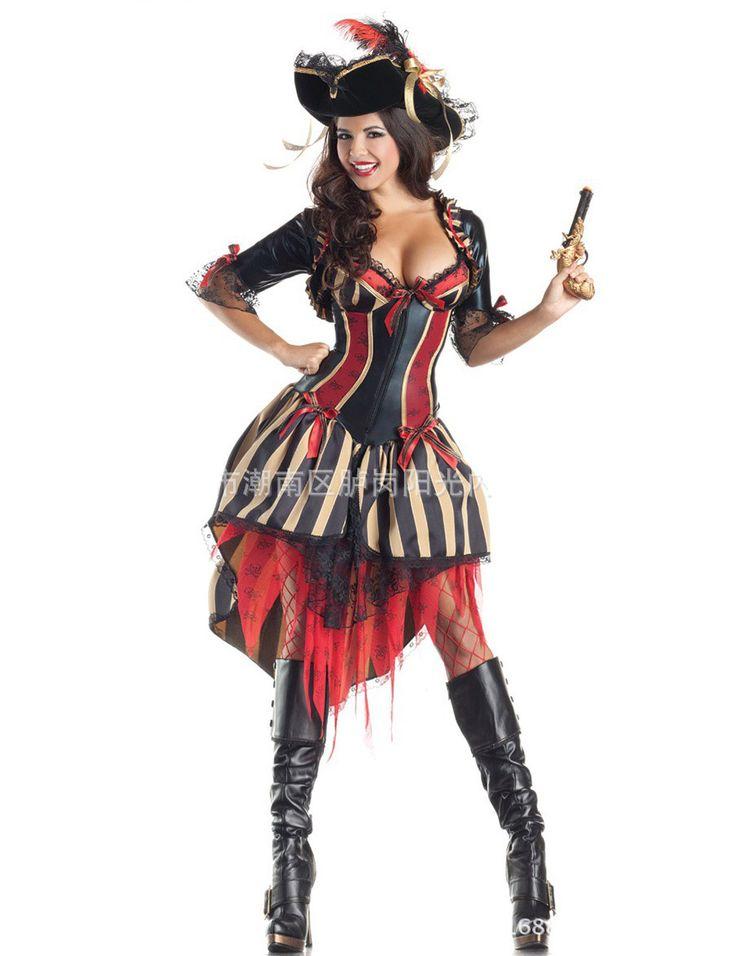 Goedkope MOONIGHT Vrouwen Pirate Kostuums 2017 Nieuwe Halloween Kostuums Voor Vrouwen Movie Cosplay Kleding Omvatten Piraat Hoed, koop Kwaliteit Film & TV kostuums rechtstreeks van Leveranciers van China: MOONIGHT Vrouwen Pirate Kostuums 2017 Nieuwe Halloween Kostuums Voor Vrouwen Movie Cosplay Kleding Omvatten Piraat Hoed