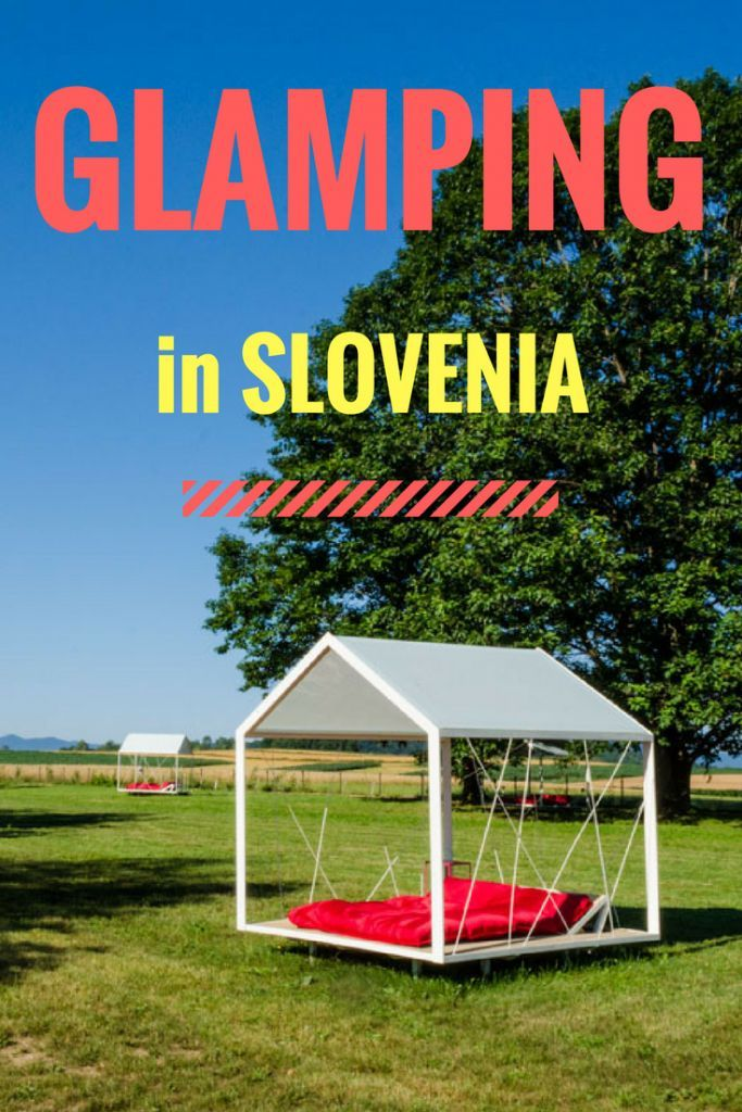 Glamping in Slovenia: our experience at Big Berry camp in Bela Krajina region.