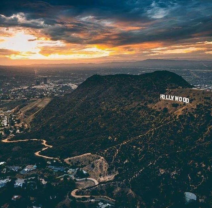 Welcome to Hollywood....