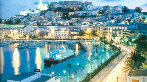 Ibiza town (Eivissa)
