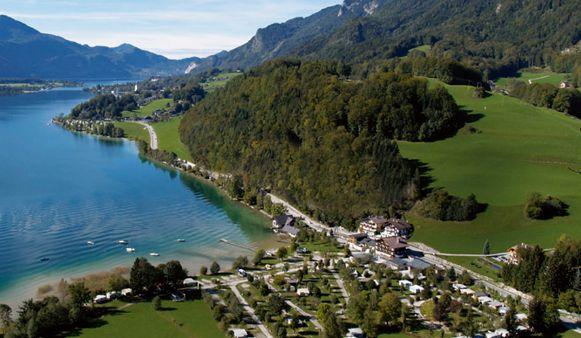 Camping Berau Wolfgangsee