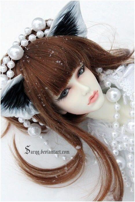 Conheça a coleção de bonecas de Sarqq