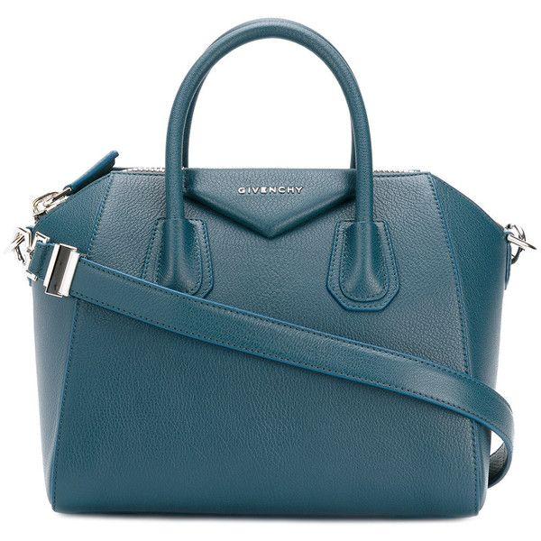 Givenchy Petit Sac Fourre-tout Antigona - Bleu Garde La Moins Chère NqMgFEm8l