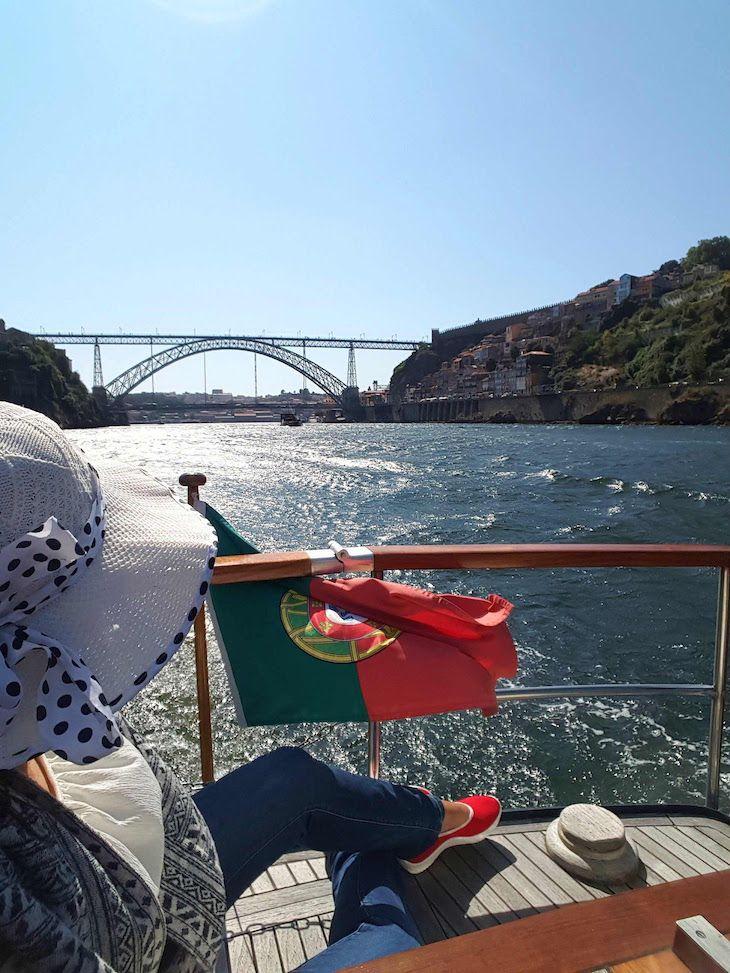 Passeio de barco com a Riversoul no Douro - Porto | Viaje Comigo