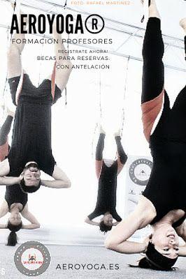 Foto: Rafael Martínez, creador metodo AeroYoga® International   Formación Yoga Aéreo y CENTROS OFICIALES en #Sevilla y #Malaga #Almeria AeroYoga® International, Primer Método de #Yoga #Aéreo de Europa. Única CERTIFICACION OFICIAL INTERNACIONAL con RafaelMartinez   #yogaaereo #pilatesaereo #wellness #bienestar #ejercicio #salud #belleza #tendencias #yogaswing #aeroyoga #aeropilates