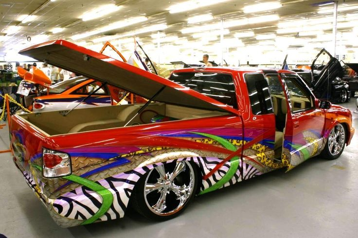 Image detail for -Tricked Out 1994 Chevy S-10 Lowrider Truck - Click Photo(s)for Larger ...