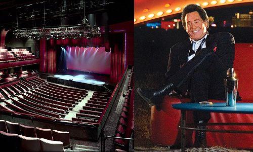 Wayne Newton - Behind the Neon Lights Casino Concert Package