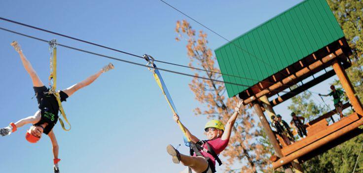 Oyama Zipline - Oyama Zipline - the Okanagan's Thrill Ride!