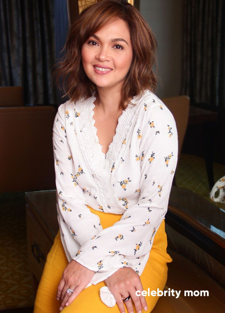 Judy Ann Santos Agoncillo Tells Us About Her Most Important Role Yet Fashion And Beauty Tips Bun Styles Anne