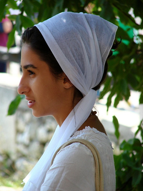 Young Woman in Traditional Dress - Constanta - Romania | Flickr - Photo Sharing!