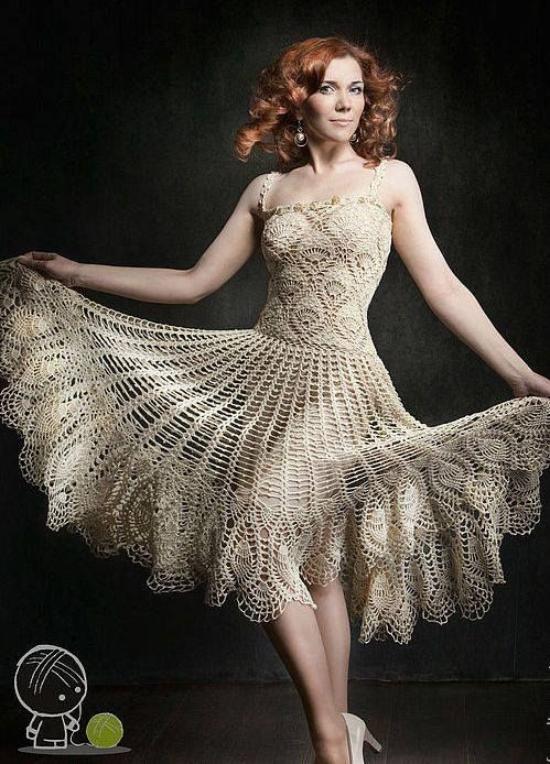 Upea mekko / Lovely Dress