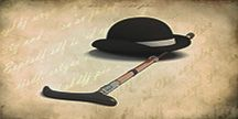 Fine custom walking stick canes, hats and accessories.