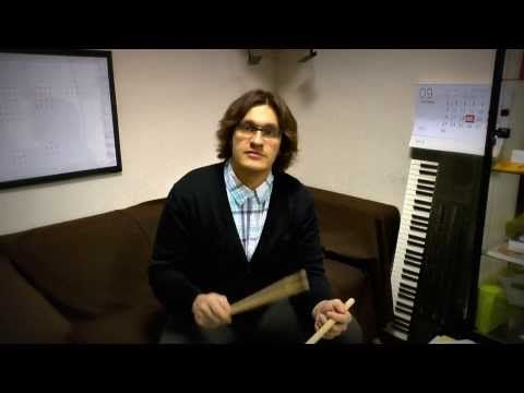 Теория музыки: что такое Метр, Ритм, Темп? - YouTube