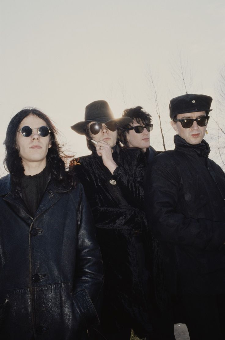 Cats, goths & the Sisters Of Mercy: an audience with Andrew Eldritch - Classic Rock
