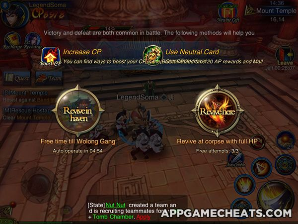 Loong Craft Tips, Cheats, & Hack for Silver & Diamonds  #Action #LoongCraft #RPG http://appgamecheats.com/loong-craft-tips-cheats-hack/