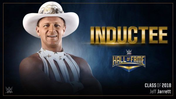 Jeff Jarrett is the newest inductee into the WWE Hall of Fame. Brock Lesnar leaving? That's the rumor going around at the moment. While there's more news involving Michael Elgin, Rob Gronkowski, and Keiji Mutoh too.