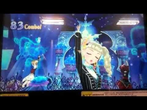 [2014/08/04]星夢學園-偶像活動~台灣遊戲機台(1) - YouTube