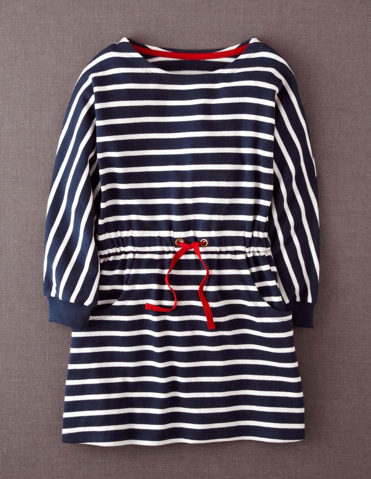 Easy Jersey Dress #miniboden