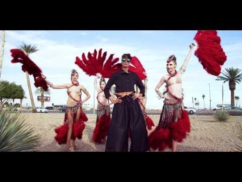 Inez & Vinoodh filment Daria Werbowy à Las Vegas pour Vogue Paris