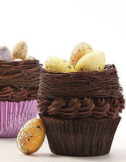 Callebaut - Easter Egg Cupcake