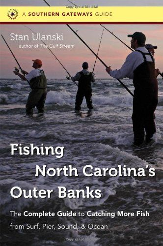54 best fishing books images on pinterest fishing books for Outer banks surf fishing tips
